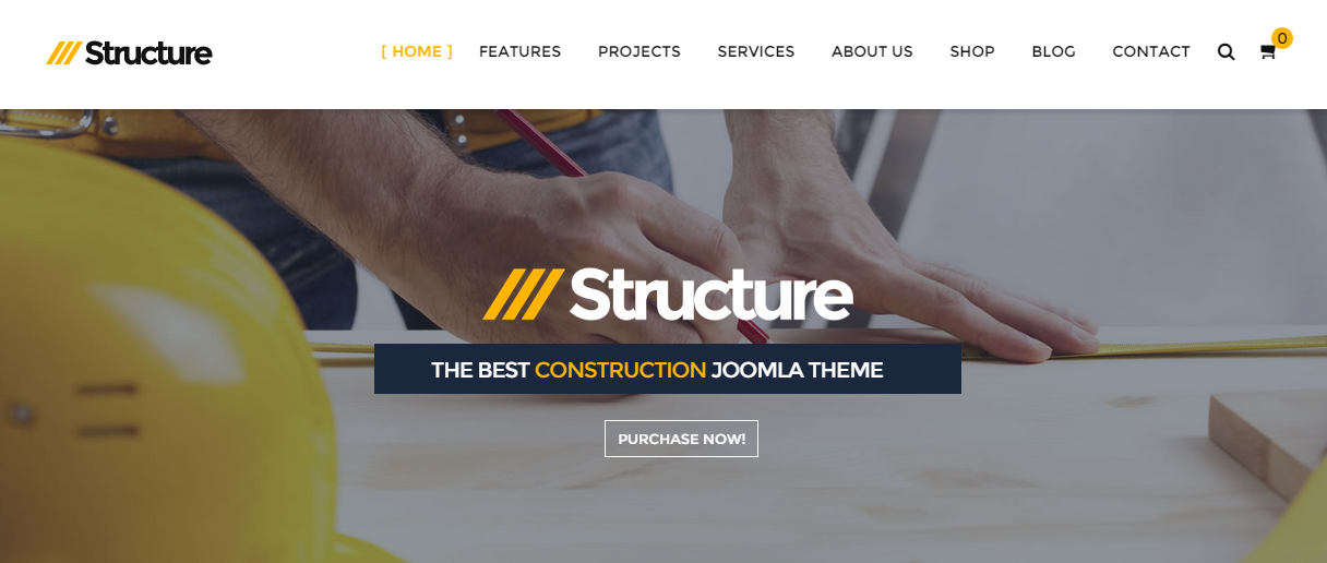 structre-virtuemart-template