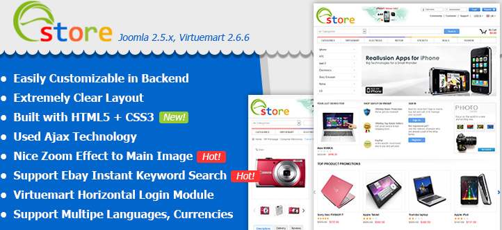 joomla ebay virtuemart template virtuemart templates free