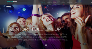Eventory-Events-Joomla-Template