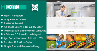 banner-TM Hexite Responsive Corporate Joomla Template