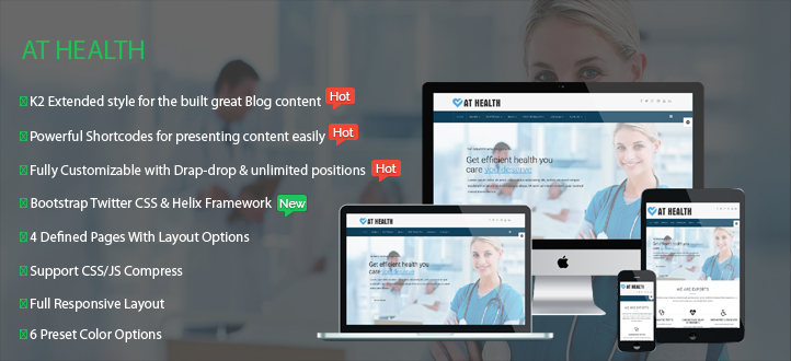 banner - AT Health – Health Care Joomla template