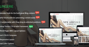 banner - AT Lingerie – Underwear / Lingerie Joomla template