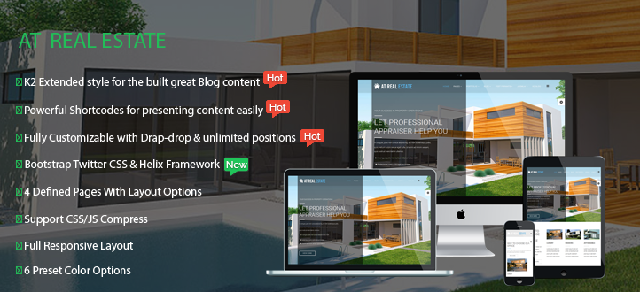 banner - AT Real Estate – Responsive Real estate Joomla template