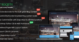 banner - LT Society – Corporation / Society Joomla Template