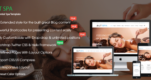 banner - LT Spa – Health, Beauty and Spa Joomla template