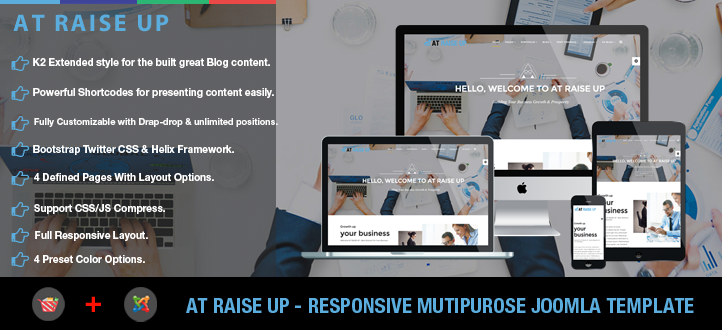 banner - AT Raise Up – Corporation / Pro Business Joomla template