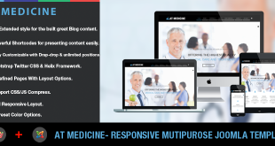 banner - AT Medicine – Hospital, Clinic Joomla Template