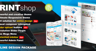 wordpress-web-to-print-theme