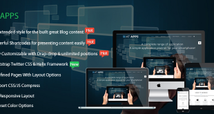 banner - AT Apps – Mobile Apps Joomla template