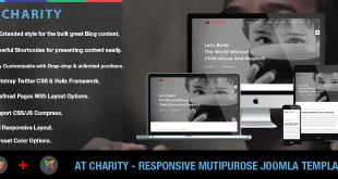 banner - AT Charity – Non-Profit / Charity Joomla template