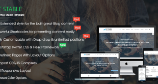 banner - LT Stable – Business / Stable Creative Joomla Template